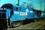 CR 2944 fourth on EV-4